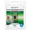Sony Memory Stick Micro 1GB MSA1GW