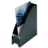Avery Alpha Magazine Rack Black AR002