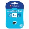 Verbatim MicroSDHC MemCd 8GB 47204/44004