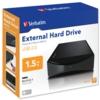 Verbatim Desktop Hard Drive 1.5TB 47513