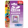 Integral SDHC Memory Card 4GB INSDH4G4V2