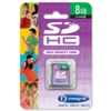 Integral SDHC Memory Card 8GB INSDH8G4V2