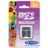 Integral MicroSD MemryCard 2GB INMSD2GV2