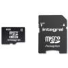 Integral MicroSDHC M/Card4GB INMSDH4G4V2