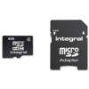 Integral MicroSDHC M/Card8GB INMSDH8G4V2