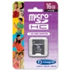 Intgrl MicroSDHC M/Card16GB INMSDH16G4V2