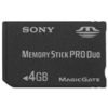 Sony Memory Stick Pro Duo 4GB INMSPDUO4G